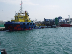 Departure Japan